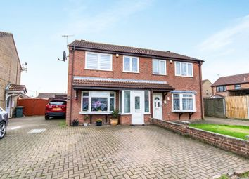 Thumbnail 3 bed semi-detached house for sale in Fox Close, Boston