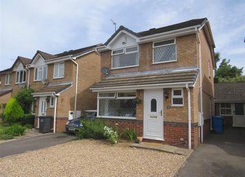 Thumbnail 3 bed detached house for sale in Gleadsmoss Lane, Oakwood, Derby