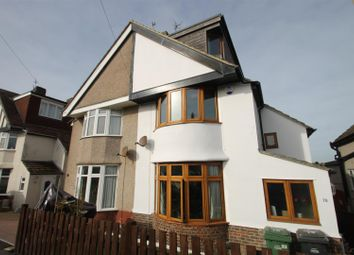 Thumbnail 3 bed semi-detached bungalow for sale in Bexleigh Avenue, St. Leonards-On-Sea