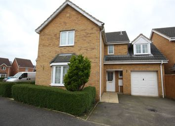 Thumbnail 4 bedroom detached house for sale in Rye Close, Sleaford, Lincolnshire