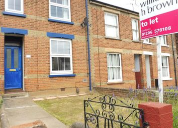 Thumbnail 3 bed property to rent in Old Heath Road, Colchester