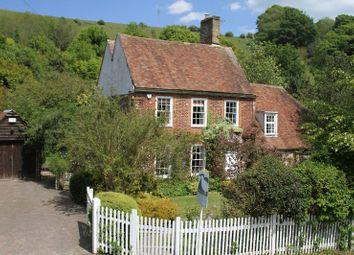 Thumbnail 4 bed detached house for sale in Slip Lane, Alkham, Dover
