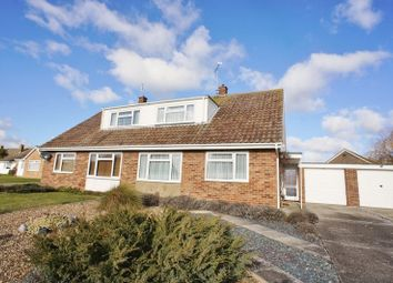 Thumbnail 3 bed semi-detached bungalow for sale in Cedar Avenue, Brightlingsea, Colchester