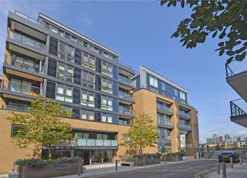 Thumbnail 3 bed flat for sale in Drew House, 21 Wharf Street, Greenwich, London