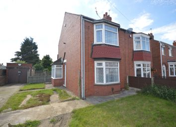 Thumbnail 2 bedroom semi-detached house for sale in Raymond Road, Bentley, Doncaster, South Yorkshire