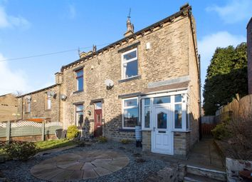 Thumbnail 2 bed end terrace house for sale in Hind Street, Wyke, Bradford