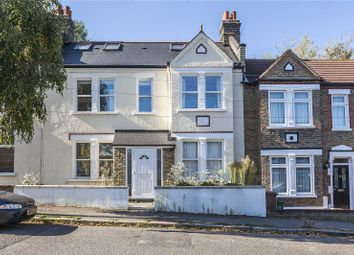 Thumbnail 4 bed terraced house for sale in Trilby Road, London