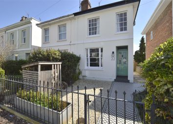 Thumbnail 2 bed semi-detached house for sale in Shurdington Road, Cheltenham, Gloucestershire