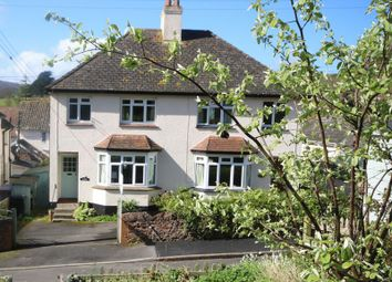 Thumbnail 3 bed semi-detached house for sale in Higher Orchard, Woodcombe, Minehead