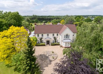 Thumbnail 7 bed detached house for sale in John De Bois Hill, Ardleigh, Essex