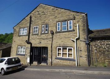 Thumbnail 1 bed flat to rent in Stocks Lane, Luddenden, Halifax