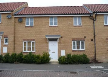 Thumbnail 3 bed property to rent in Peppercorn Way, Dunstable