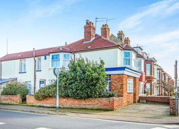 Thumbnail 3 bedroom end terrace house for sale in North Denes Road, Great Yarmouth