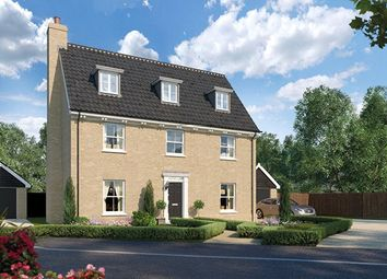 Thumbnail 4 bed property for sale in Kingley Grove, New Road, Melbourn, Royston, Cambridgeshire