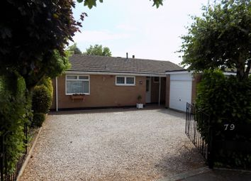 Thumbnail 3 bed detached bungalow for sale in Riddings Lane, Hartford, Northwich