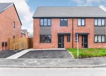 Thumbnail 4 bed semi-detached house to rent in Daffodil Street, Salford
