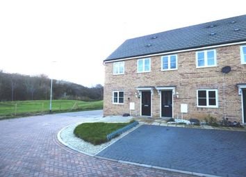 Thumbnail 3 bed terraced house for sale in Flinders Drive, Hempsted, Peterborough, Cambridgeshire