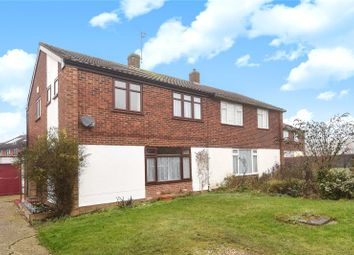 Thumbnail 3 bed semi-detached house for sale in Margaret Close, Reading, Berkshire