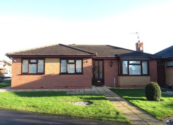 Thumbnail 3 bed detached bungalow for sale in Sandwell Close, Long Eaton, Long Eaton