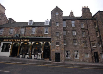 Thumbnail 1 bed flat to rent in Candlemaker Row, Edinburgh