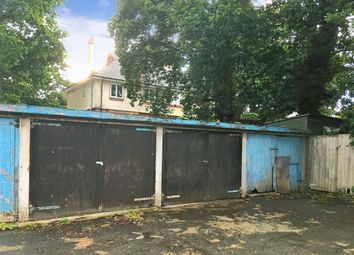 Parking/garage for sale in Standen Avenue, Camp Hill, Newport, Isle Of Wight PO30