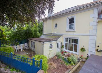 Thumbnail 2 bed semi-detached house for sale in Western Road, St Marychurch, Torquay