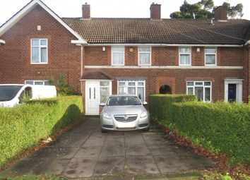 Thumbnail 2 bed terraced house for sale in West Boulevard, Quinton, Birmingham