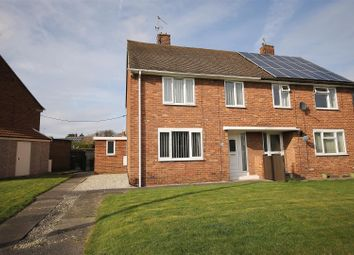 Thumbnail 3 bed semi-detached house for sale in Blandford Drive, Newbold, Chesterfield