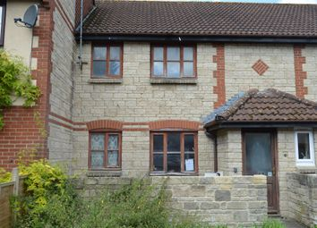 Thumbnail 1 bed terraced house for sale in Pines Close, Wincanton