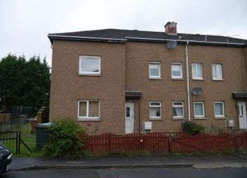 Thumbnail 2 bed flat for sale in Hadrian Terrace, Motherwell