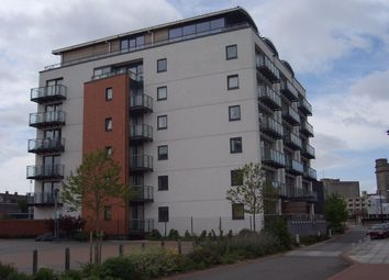 Thumbnail 1 bed flat to rent in Stoke Quay, Ipswich