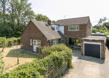 Thumbnail 3 bed detached house for sale in Roughetts Road, Ryarsh, West Malling