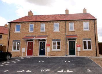 Thumbnail 2 bed end terrace house to rent in Belle Vue Close, Holbeach, Spalding, Lincolnshire