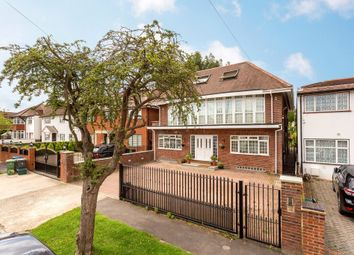 Thumbnail 6 bed detached house for sale in Derwent Avenue, London