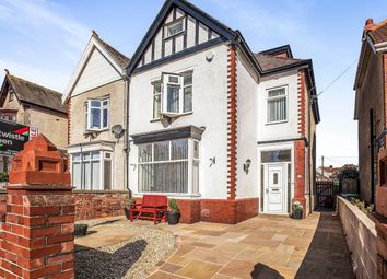 Thumbnail 4 bed semi-detached house for sale in Cavendish Road, Blackpool, Lancashire, .