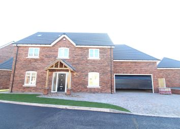 Thumbnail 6 bed detached house for sale in 3 Winney Hill View, Ellesmere Road, Shrewsbury