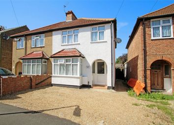 Thumbnail 3 bed semi-detached house for sale in Chiltern View Road, Cowley, Uxbridge