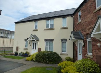 Thumbnail 2 bed flat for sale in Chesterfield Road, Lichfield
