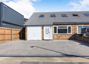 Thumbnail 4 bed bungalow for sale in Rainham, Essex, United Kingdom