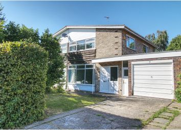 Thumbnail 3 bed semi-detached house for sale in Giffords Close, Girton, Cambridge