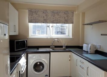 Thumbnail 1 bed flat to rent in Jute Street, Aberdeen