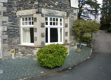 Thumbnail 2 bedroom flat to rent in Storrs Park, Bowness-On-Windermere, Windermere