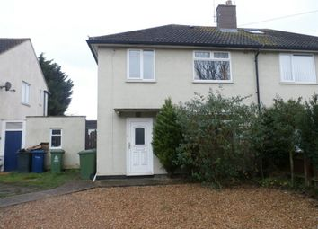 Thumbnail 2 bed property to rent in Rustat Road, Cambridge