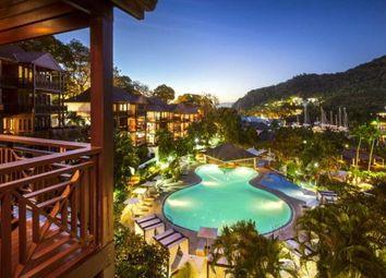 Thumbnail 2 bed apartment for sale in Marigot Bay Luxury Apartment 4E, Marina Village, Marigot Bay, Castries