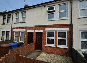 Thumbnail 2 bed terraced house to rent in Kingston Road, Ipswich