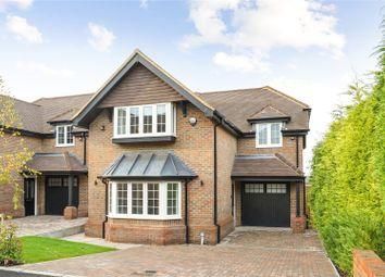 Thumbnail 4 bed detached house for sale in Chartridge Lane, Chesham, Buckinghamshire