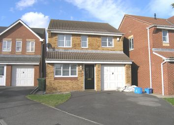 Thumbnail 3 bed detached house to rent in Onyx Close, Hartlepool