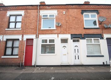 Thumbnail 3 bed terraced house for sale in Paget Road, West End, Leicester