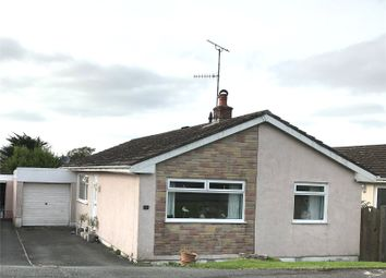 Thumbnail 3 bed detached bungalow for sale in Upper Hill Park, Tenby, Pembrokeshire