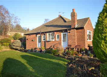Thumbnail 2 bed bungalow for sale in Newlay Wood Drive, Horsforth, Leeds